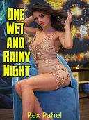 One Wet and Rainy Night Book