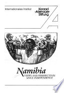 Namibia  : views and perspectives since independence