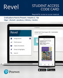 Revel for Civilizations Past and Present, Volume 2 -- Access Card