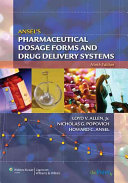 Ansel s Pharmaceutical Dosage Forms and Drug Delivery Systems Book