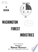 A Review, Washington Forest Industries