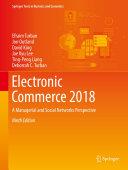 Electronic Commerce 2018
