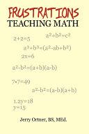 Frustrations Teaching Math