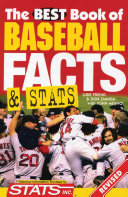The Best Book of Baseball Facts   Stats