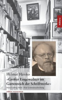 """""""Grosser Eingeweihter im Gartenreich der Schriftwerke"""""""