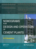 Nomograms for Design and Operation of Cement Plants