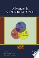 Advances in Virus Research Book
