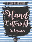 Hand Lettering for Beginner