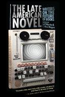 The Late American Novel Pdf