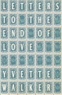 Letters to the End of Love Pdf/ePub eBook