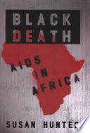 Black Death  AIDS in Africa
