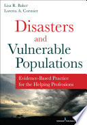 Disasters and Vulnerable Populations