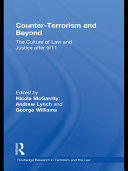 Pdf Counter-Terrorism and Beyond Telecharger