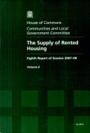 The Supply of Rented Housing