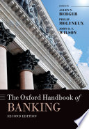 The Oxford Handbook of Banking  Second Edition Book