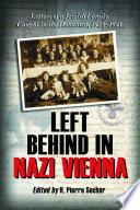 Left Behind in Nazi Vienna