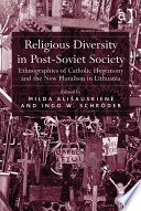 Religious Diversity In Post Soviet Society