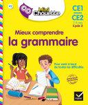 Mini Chouette - Mieux comprendre la grammaire CE1/CE2 7-9 ans