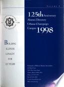 125th Anniversary Alumni Directory Urbana-Champaign Campus 1998