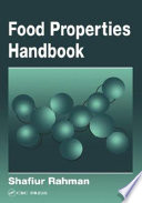 Food Properties Handbook
