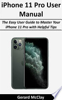 Read Online iPhone 11 Pro User Manual Epub