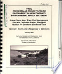 Lower Santa Ynez River Fish Management Plan and Cachuma Project Biological Opinion for Southern Steelhead Trout