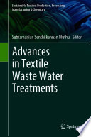 Advances in Textile Waste Water Treatments