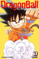 Dragon Ball Vol 1 Vizbig Edition