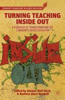 Turning Teaching Inside Out Pdf/ePub eBook