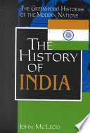 The History of India Book PDF