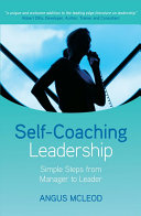 Self-Coaching Leadership