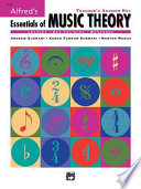 """Essentials of Music Theory: Teacher's Answer Key with Ear Training"" by Andrew Surmani, Morton Manus, Karen Farnum Surmani"