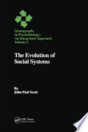 The Evolution of Social Systems Book