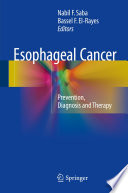 Esophageal Cancer Book