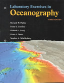 Laboratory Exercises in Oceanography