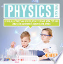 Physics for Kids   Atoms  Electricity and States of Matter Quiz Book for Kids   Children s Questions   Answer Game Books