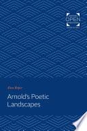 Arnold s Poetic Landscapes