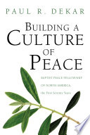 Building a Culture of Peace