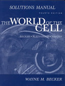 World of the Cell Book