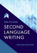 Cover of Second Language Writing