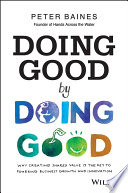 Doing Good By Doing Good Book