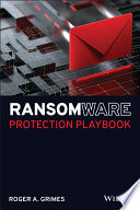 Ransomware Protection Playbook Book