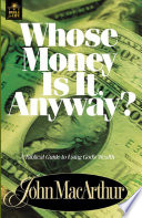 Whose Money Is It Anyway