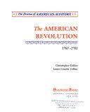 The American Revolution  1763 1783