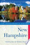 Explorer s Guide New Hampshire  Seventh Edition