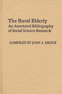 The Rural Elderly