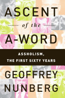 Ascent of the A Word