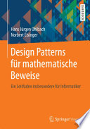 Design Patterns für mathematische Beweise  : Ein Leitfaden insbesondere für Informatiker
