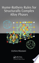 Hume Rothery Rules for Structurally Complex Alloy Phases