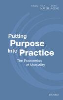 Putting Purpose Into Practice Pdf/ePub eBook